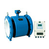 Electromagnetic flowmeter/Separation/Remote type/With liquid crystal display/Metering conductive liquid/Metering water/Stainless steel 304/Anti acid and alkali/RS485 signal output