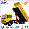 Light Duty 3 Axles 6X4 Dongfeng Tipper Truck