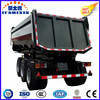 60ton 3 Axles Tipper Trailer Tractor Dump Trailer for Sale
