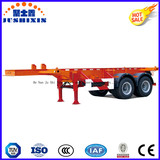 2 Axle 20FT Container Skeleton/Skeletal Trailer