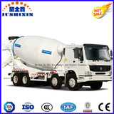 Sinotruk HOWO A7 8*4 Special Vehicle Mixer Truck