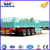 13 Meter Cargo/Stake Type/Heavy Duty Box Trailer/ Semi Trailer