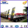 Cimc Heavy Duty Low Bed Truck Trailer