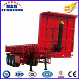 3axle Rear Type 50tons Dump Truck/Tipper Semi Trailer for Sale
