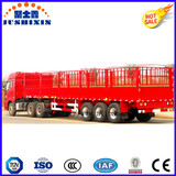 Direct Factory Price 3 Axle Fence/Side Wall Stake Enclosed Cargo Trailer for Sale