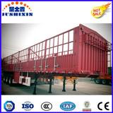 High Quality Heavy Duty Box Fence Stake Cargo Truck Utility Trailer
