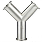 Low prices  with Stainless steel equal pipe tee