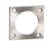 Best price forged stainless steel square flange