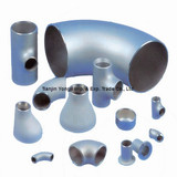 Seamless butt-welded fittings, stainless steel elbow