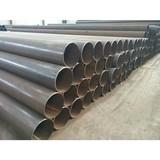 Seamless large diameter steel pipe