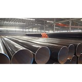 High frequency welding-Straight seam steel pipe