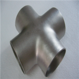Pipe Fittings Equal diameter four-way