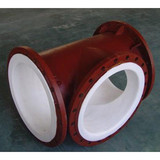 Lining anti - corrosion pipe fittings The best quality