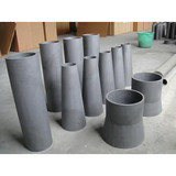 Corrosion protection series of silicon carbide pipe fittings