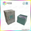 Two parts box gift box with lid