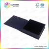 Small black gift box sqaure box