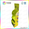 PDQ Cardboard Display Paper Box