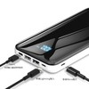 Hot selling quick charge 2.0 mobile phone power bank 20000mah