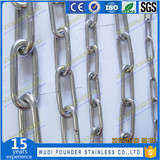 1112 stainless steel link chain anchor chain