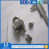 1027 US type stainless steel wire rope clip