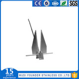 1114 high quality carbon steel and stainless steel danforth anchor