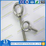 1100 Hight quality stainless steel swivel eye bolt