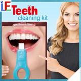 Innovition Wedding Party Gift Melamine Sponge Teeth Whitening Kit