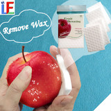 Creative High Quality Apple Dewaxing And Cleaning Sponge