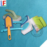 Shiny And Clean The Dingy And Grimy Melamine Sponge with Handle