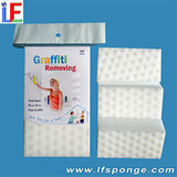 Wholesale Garaffiti Eraser for Walls Cleaning ,household cleaning tool from China Melamine Foam supplier