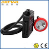 Kl4Ex atex certified miner lamp, IP65 miners headlamp, 15 hours mining headlight