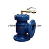 Hydraulic Control Type Level Valve
