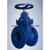 Non-Rising Stem Resilient Sealed Gate Valve