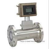 Natural Gas Turbine Flowmeter with Compensation