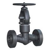 Forged Steel Pressure Seal Flange Globe Valve