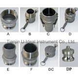 Aluminum/Stainless Steel Camlock Coupling-Pipe Fitting (Type-B)
