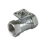 1PC Ball Valve (with Mounting Pad)