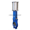 Pneumatic Wafer Type Knife Gate Valve