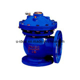 Pneumatic/Hydraulic Operator Quick Open Release Mud Valve