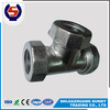 High Quality Galvanized Malleable Iron Pipe Fittings in BS, DIN, NPT standard