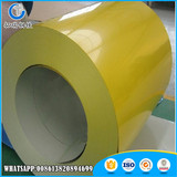 China Supplier Color Coated Galvalume Metal Steel Coils For Roofing