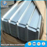 Tianjin Price Zinc Corrugated Galvanized Steel Fence Panels Roofing Sheet