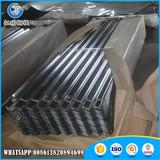 Building construction materials prime galvanized corrugated steel sheet calaminas