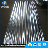 Manufacturer Price Iron Galvanized 28 Gauge Corrugated Steel Roofing Sheet
