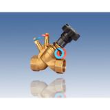 Variable Orifice Double regulating valve