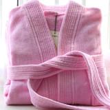 100% cotton hotel bathrobe