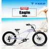 "26"" Fat Tire Bikes Fashionable Chopper Bike Bicycle"