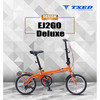 "EJ2GO 14 Deluxe 14""x1.50, single speed"