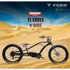 Electric Chopper Style Bike Motor Bikes  for Sale