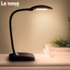 Leimove Dimmable LED Desk Lamp, 3 Dimming Levels, Eye-care, 8W, Touch Sensitive,